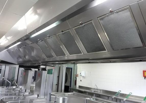 Nettoyage hotte restaurant